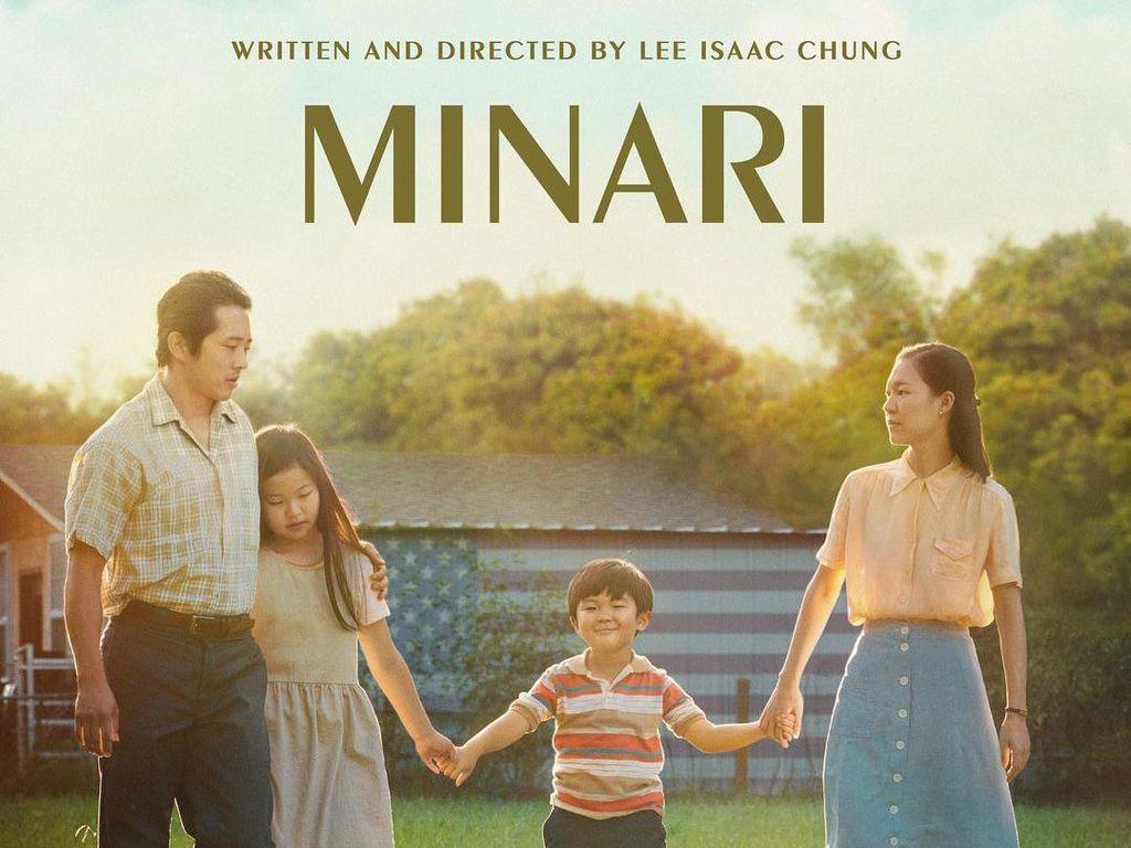Menang Golden Globe, Minari Ajarkan Perbedaan dalam Keluarga