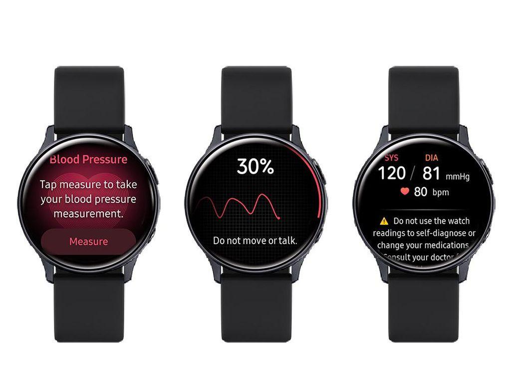 Fitur Ukur Tekanan Darah & EKG Galaxy Watch Bisa Digunakan di Indonesia
