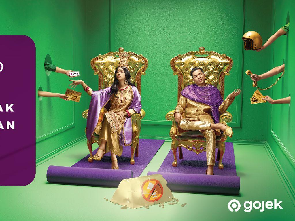 Hidup Nyaman Bagai Anak Sultan dengan GoClub-nya Gojek