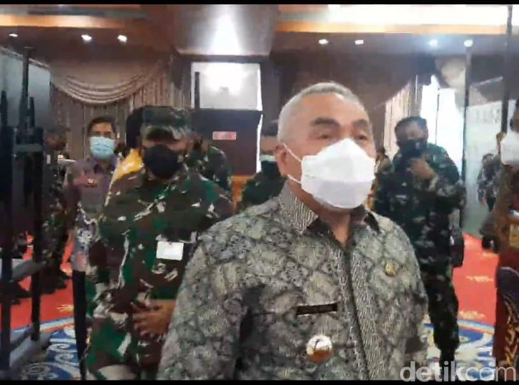 Gubernur Tetapkan Kaltim Steril 2 Hari, Tutup Fasilitas Publik-di Rumah Saja