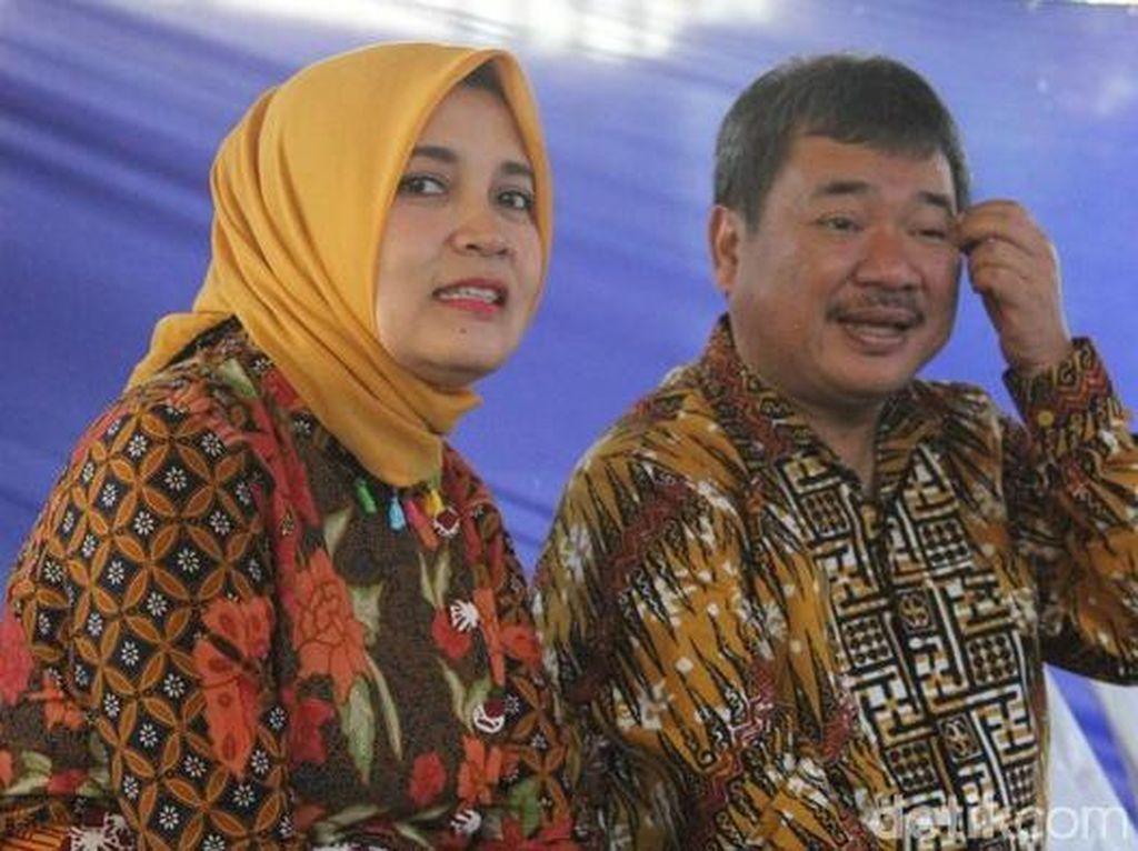 Istri Bupati Garut Positif Corona, Diisolasi di RSUD Slamet