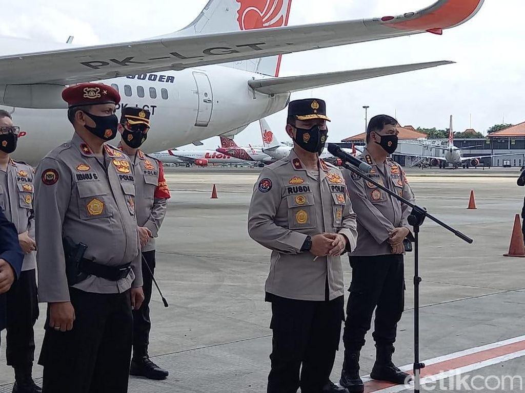 Polisi Sebut 1 dari 19 Teroris Makassar Anak dari Pelaku Bom di Filipina 2019