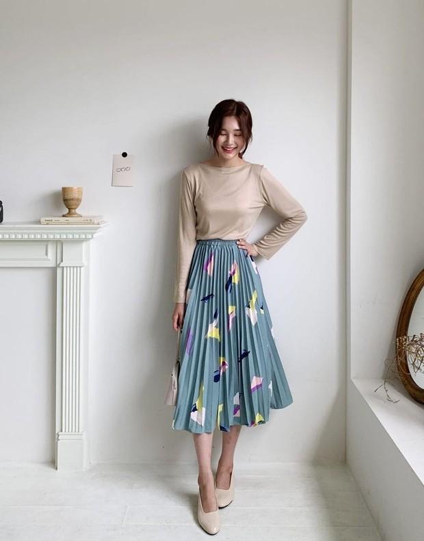 Gaya fashion ala Korea
