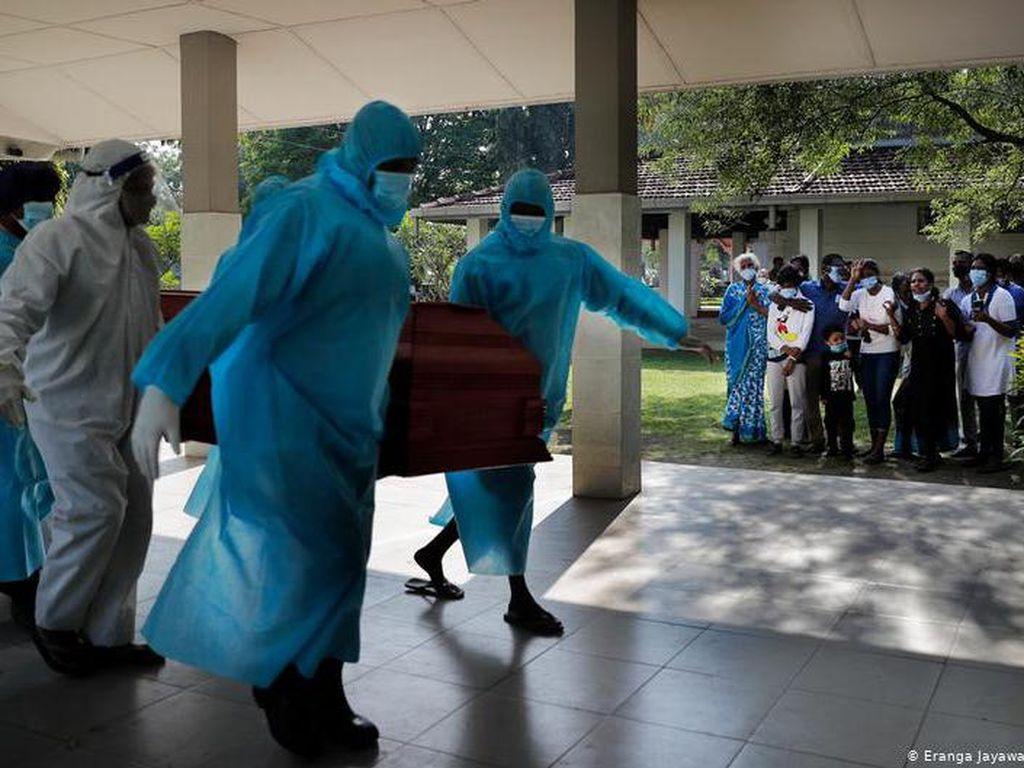Akhirnya, Sri Lanka Cabut Aturan Kremasi Jasad Muslim Korban Corona