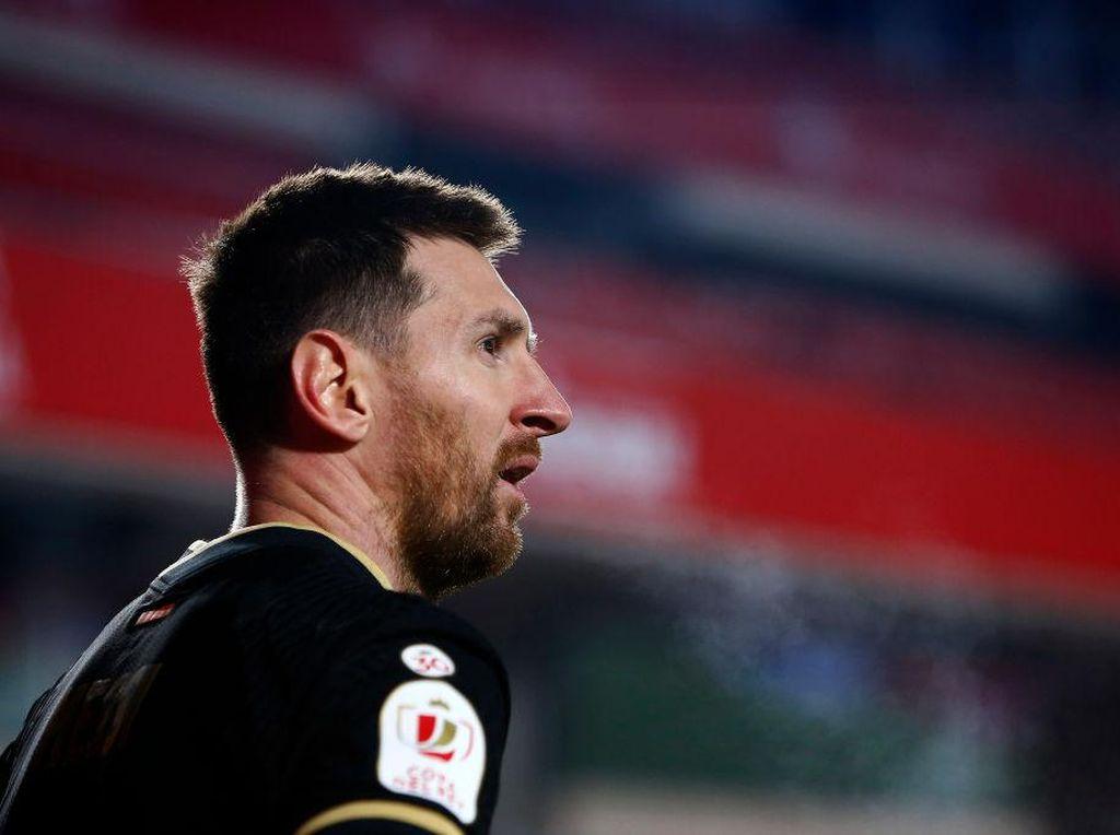 Granada Vs Barcelona: Lagi-lagi Messi Menyelamatkan Barcelona