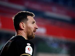 IFFHS Tetapkan Lionel Messi Pesepakbola Terbaik Sedekade Terakhir