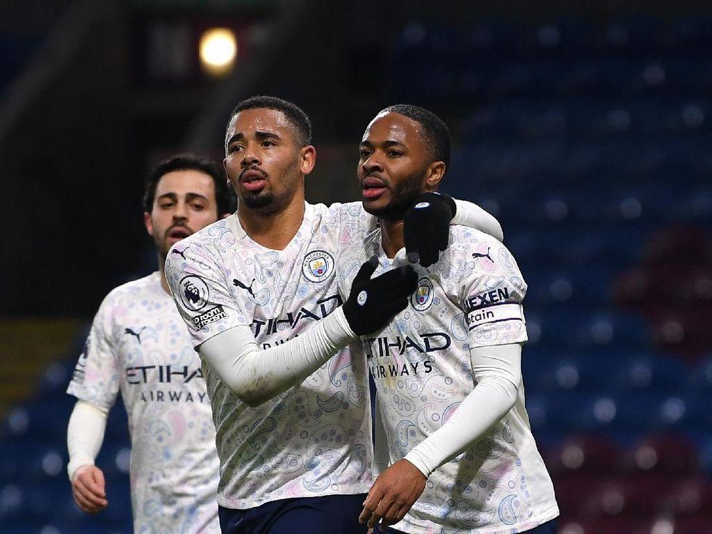 Manchester City Melesat tanpa Resep Rahasia