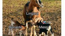 Meme Kocak Lord Lingard Jebloskan Dua Gol