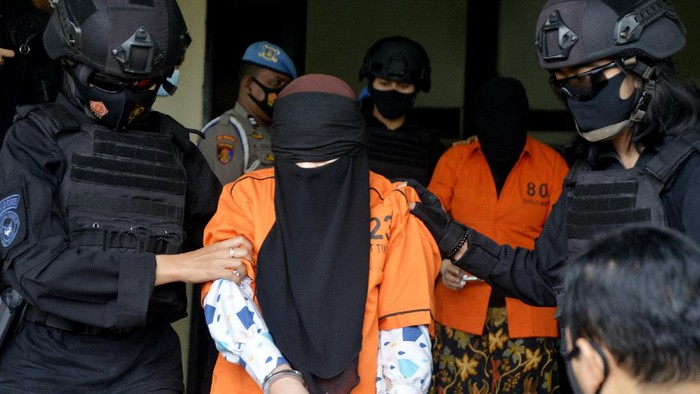 teroris perempuan makassar