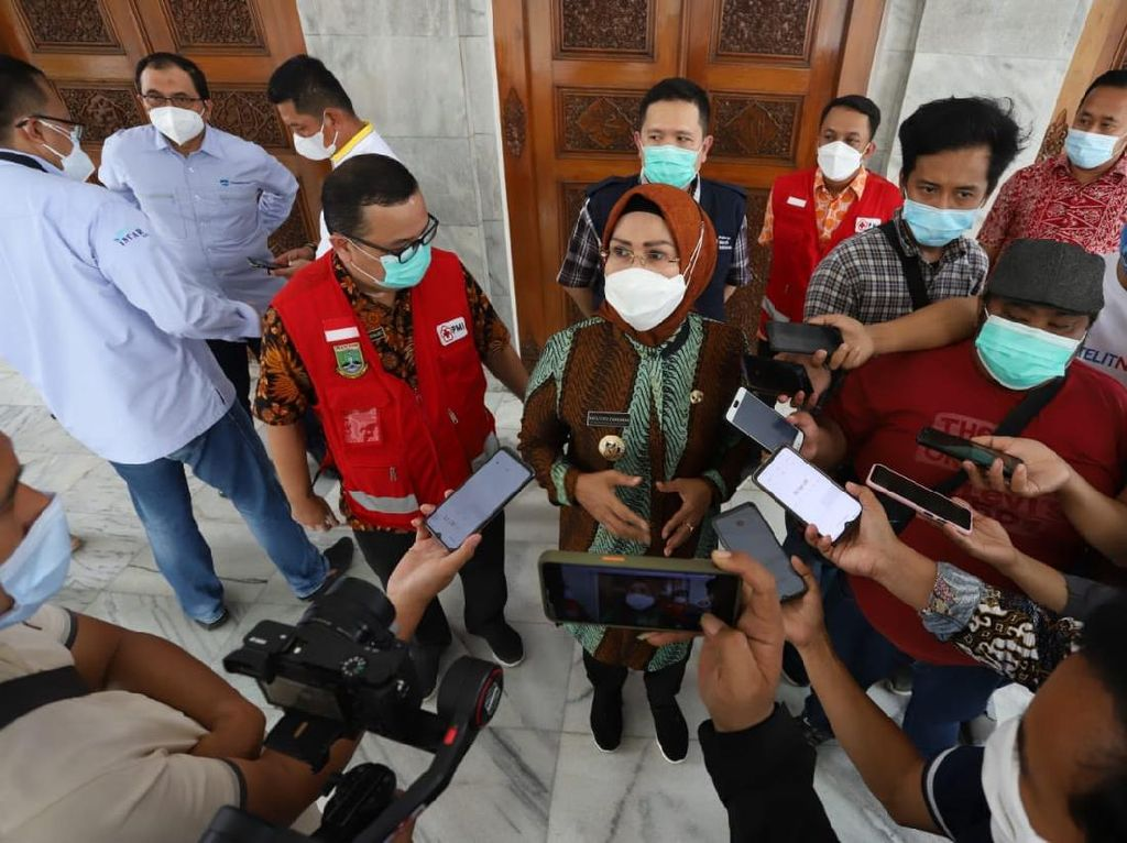 Pemkab Serang Minta Pelaku Industri Turun Tangan Bantu Korban Bencana