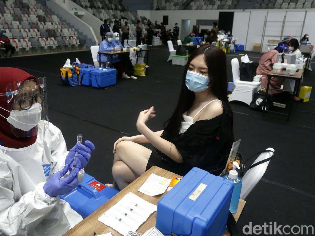 Kemenkes: Vaksin Corona Sinovac Beri Proteksi di Atas 90 Persen pada Nakes RI