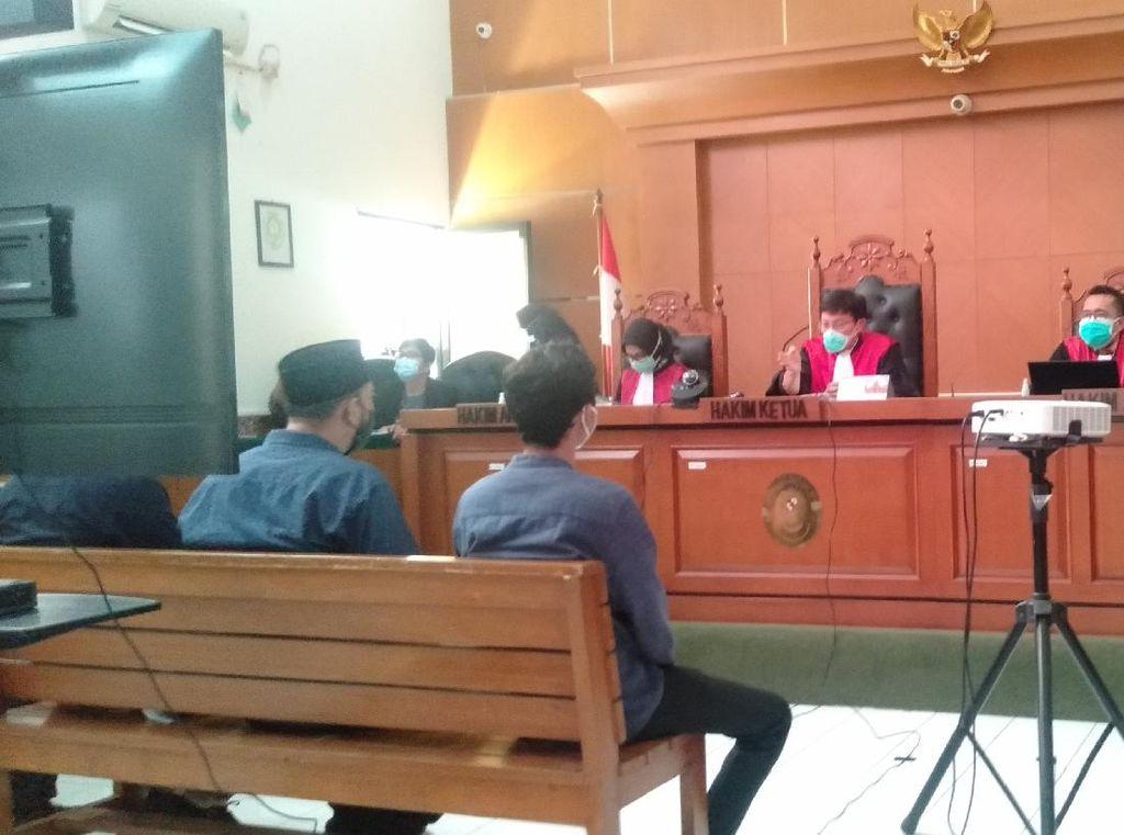 Saksi Ungkap Cuitan Syahganda yang Ajak Aksi Terkait Omnibus Law