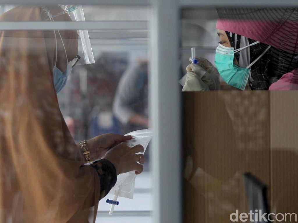Syarat Tes Corona saat Libur Imlek Cuma Dipakai 24 Jam, Ini Penjelasannya