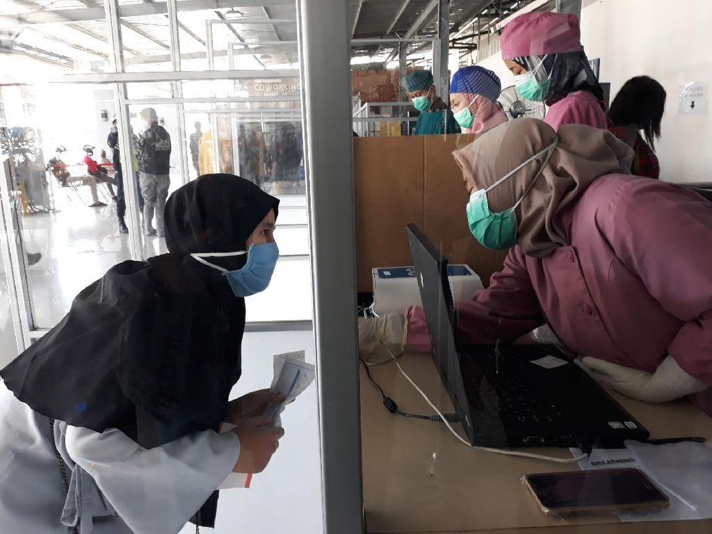 Selain GeNose, Rapid Test Antigen Tetap Ada di Stasiun Tugu DIY
