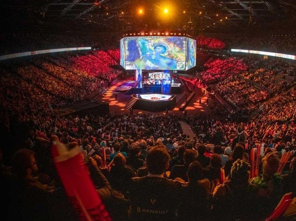 5 Turnamen Esports dengan Hadiah Terbesar di Dunia