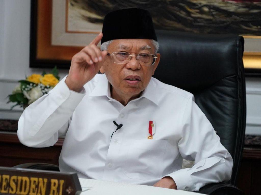 Wapres Maruf Amin Dukung Penuh SKB 3 Menteri tentang Seragam Sekolah