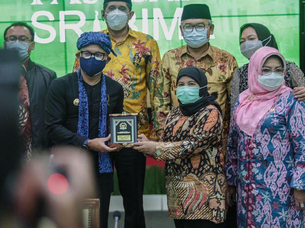 Kunjungi Kota Bogor, Komisi VIII DPR Bahas soal Penanganan COVID-19