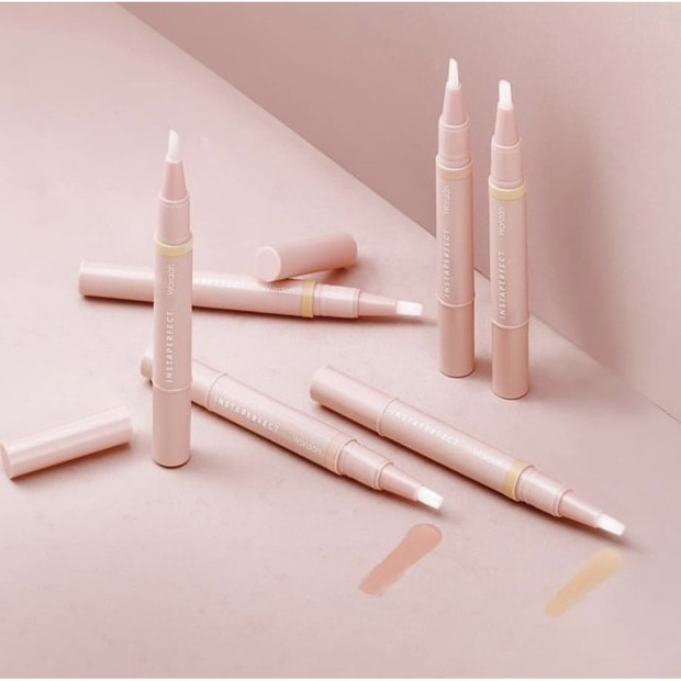 Wardah Instaperfect Quick Fix Cover Correct Concealer