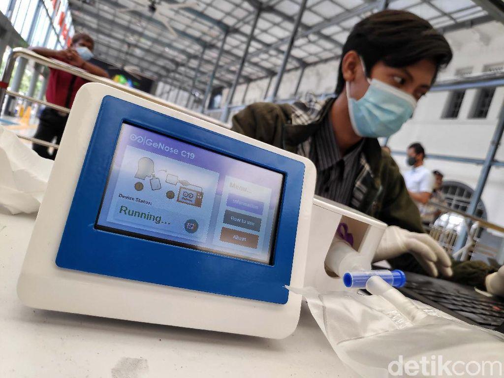 Harga Rapid Test Antigen dan Genose C19 di Stasiun Kereta Api