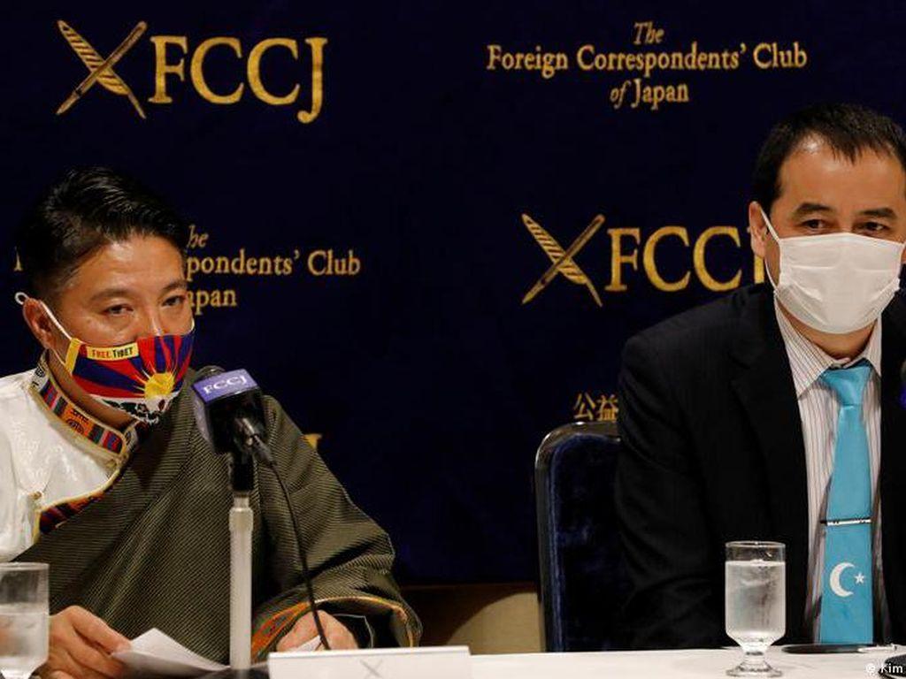 Aktivis Anti-China Serukan Boikot Olimpiade Beijing 2022