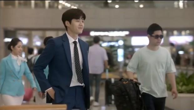 Aktor Kim Seon Ho menjadi cameo dalam drama Your House Helper bernama Young Joon.