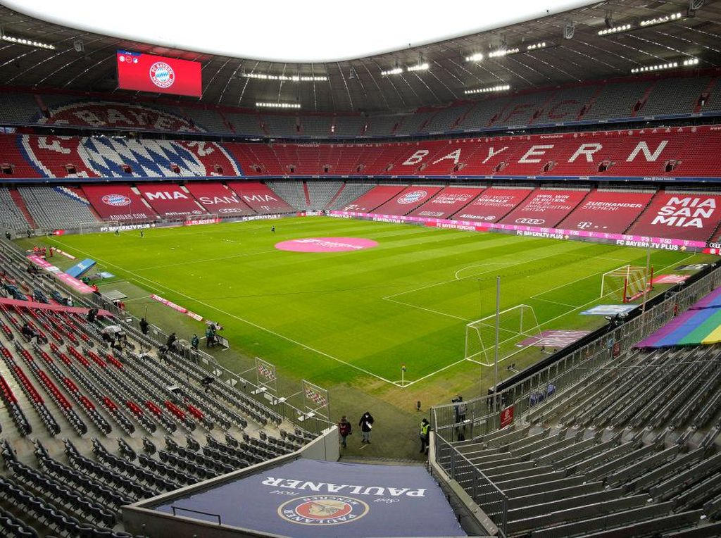 Liga Champions: Liverpool Dilarang ke Jerman, Lazio Boleh