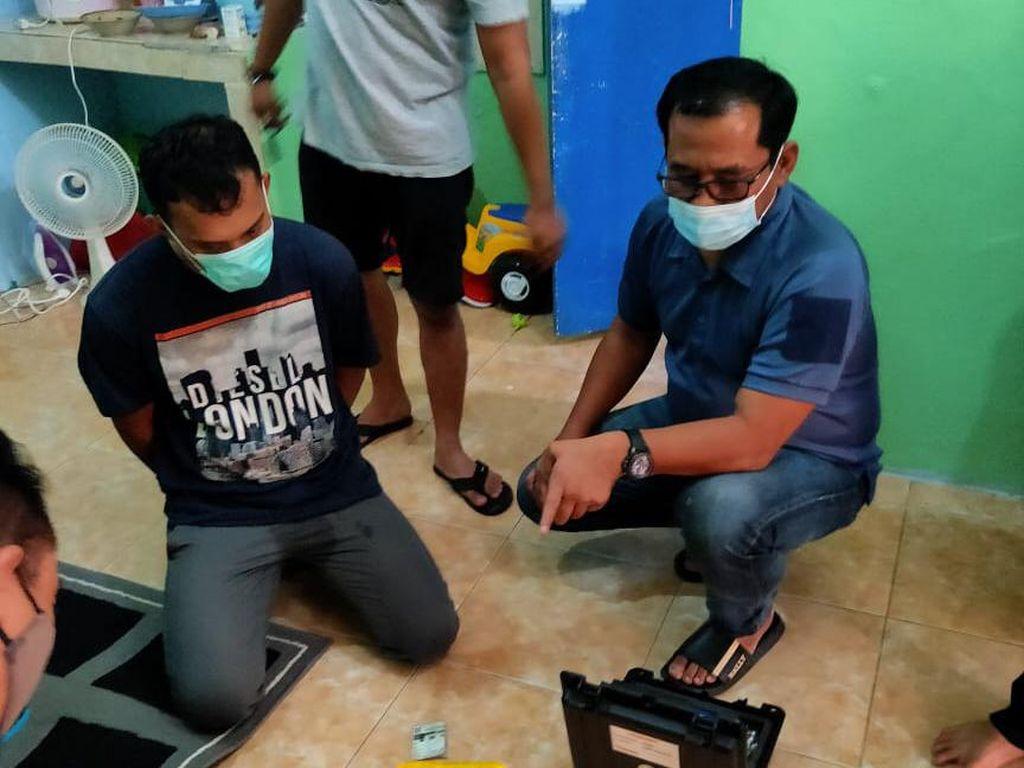 Tangkap Pengendali-Kurir, BNN Jabar Sita 5 Kg Sabu