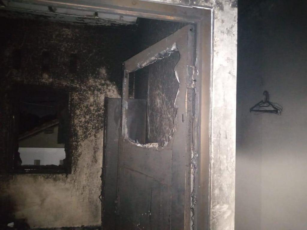 Suami Dibakar Istri di Ciputat Seorang Driver Ojol, Begini Kondisinya Kini