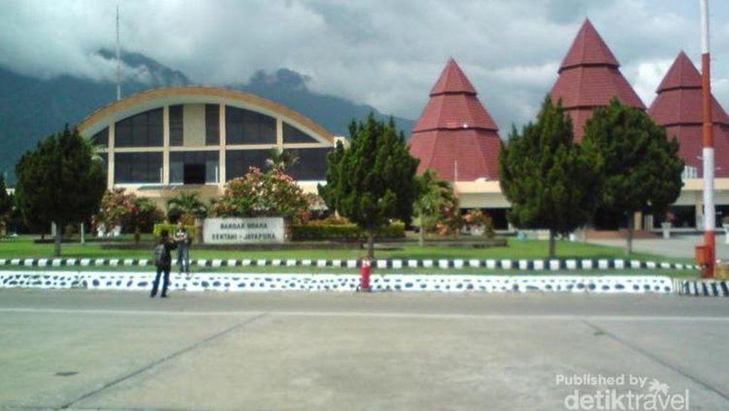 Begini Penampakan Batas Indonesia & Papua Nugini