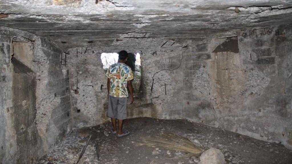 Goa-Goa yang terdapat di Pulau Timor NTT