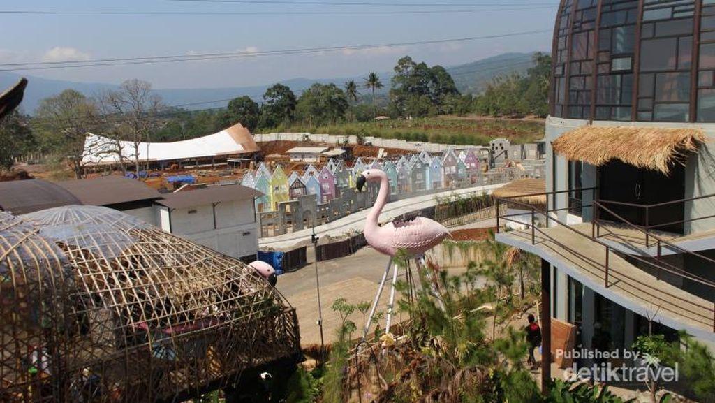 Jelajahi Objek Wisata Keluarga di Semarang, Dusun Semilir Eco Park