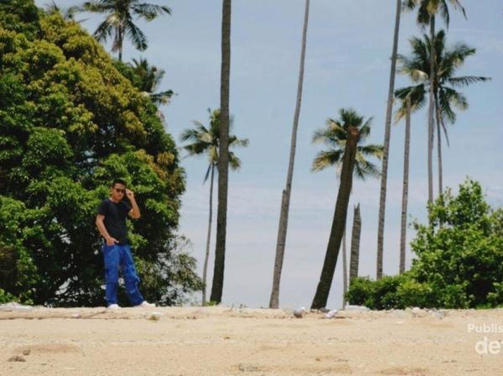 Langala, Satu Lagi Pulau Cantik di Morowali