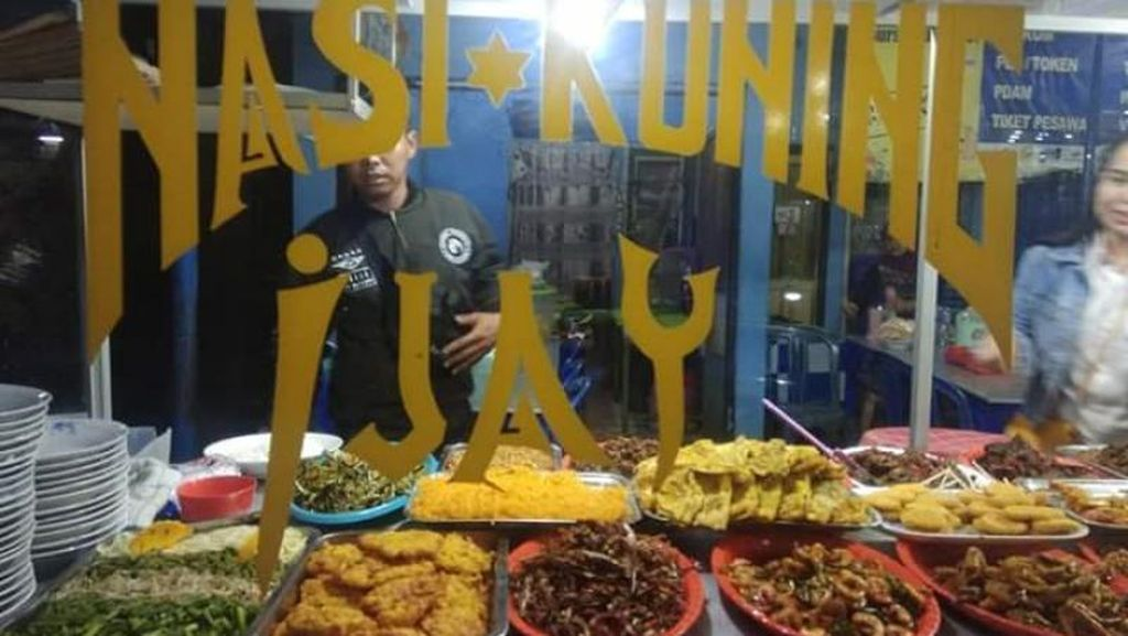 Nasi Kuning Ijay Samarinda Memang Top!