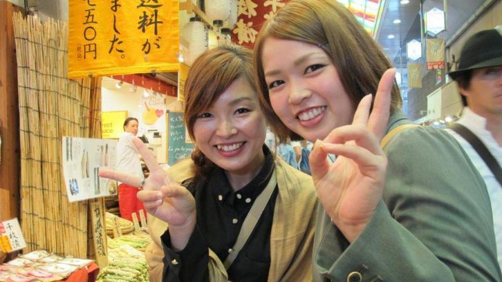 Nishiki Market, Surga Kuliner Enak di Jepang