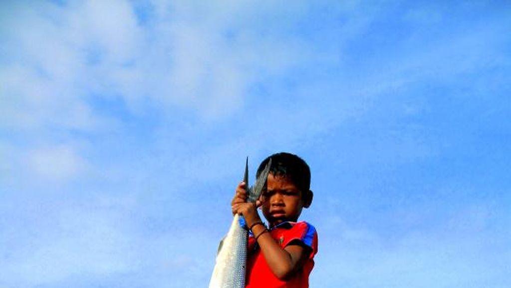 Pasar Tradisional Sape: Ikan Besar dan Murah