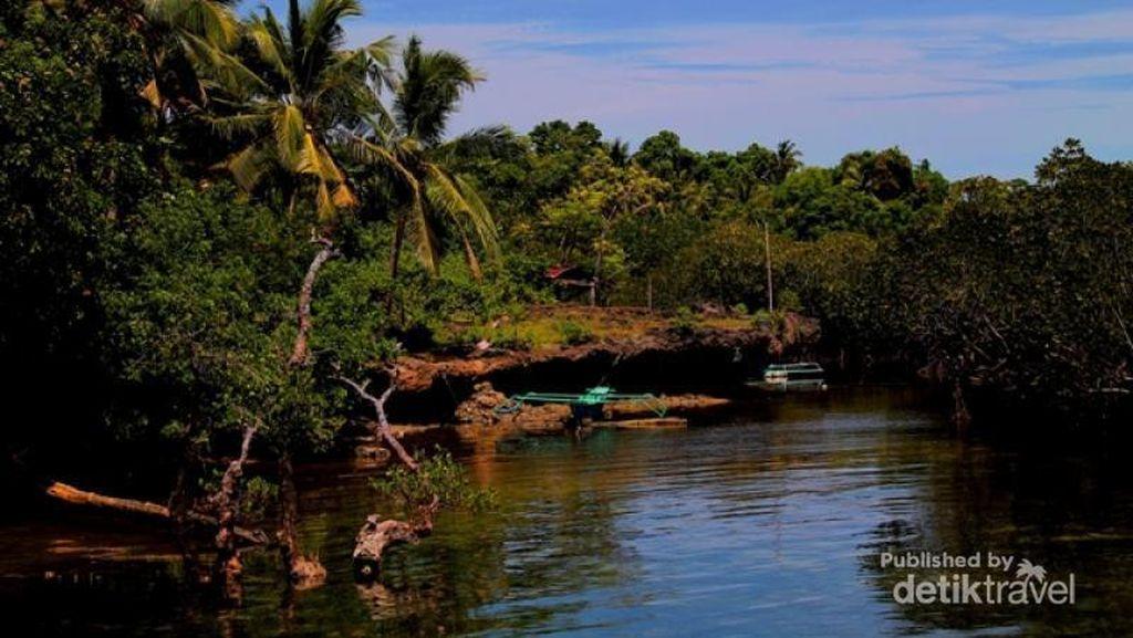 Pulau Karang Puang, Destinasi Baru & Keren di Sulbar