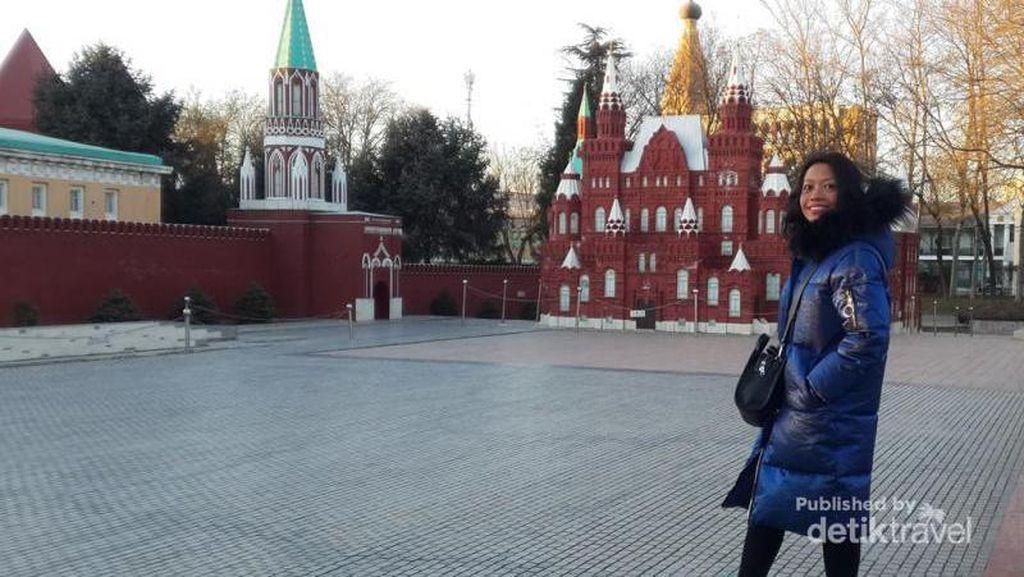 Sehari Keliling Dunia, Coba ke Beijing World Park