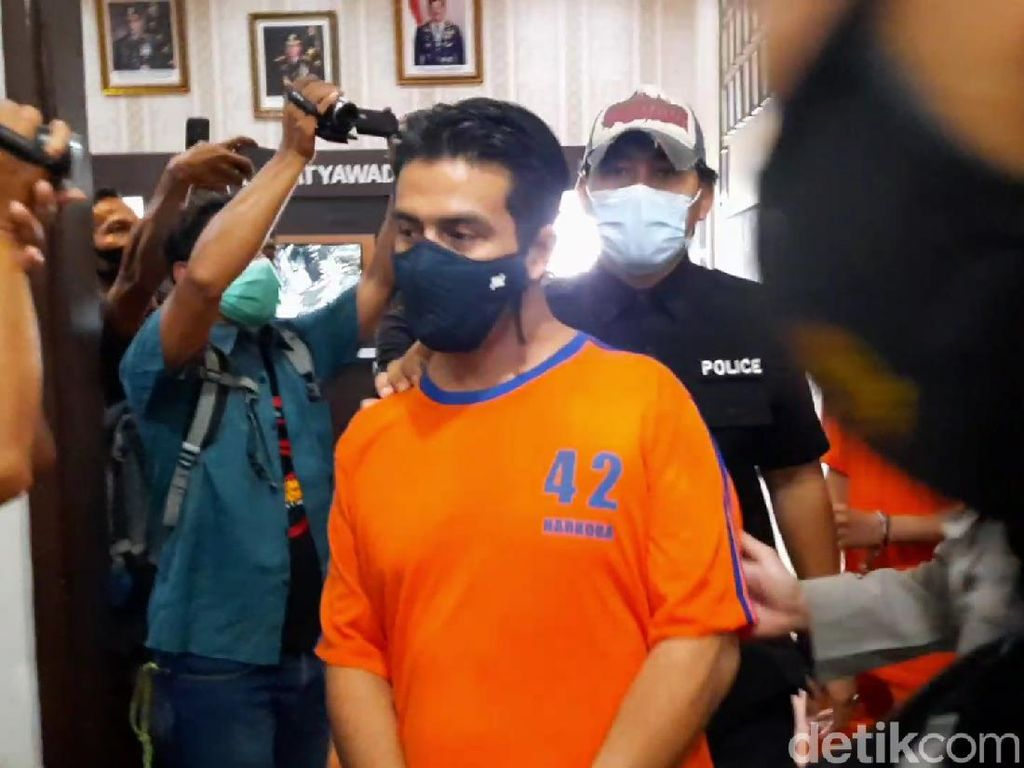 Gathan Minta Penangguhan Penahanan, Polisi: Lanjut Ditahan!