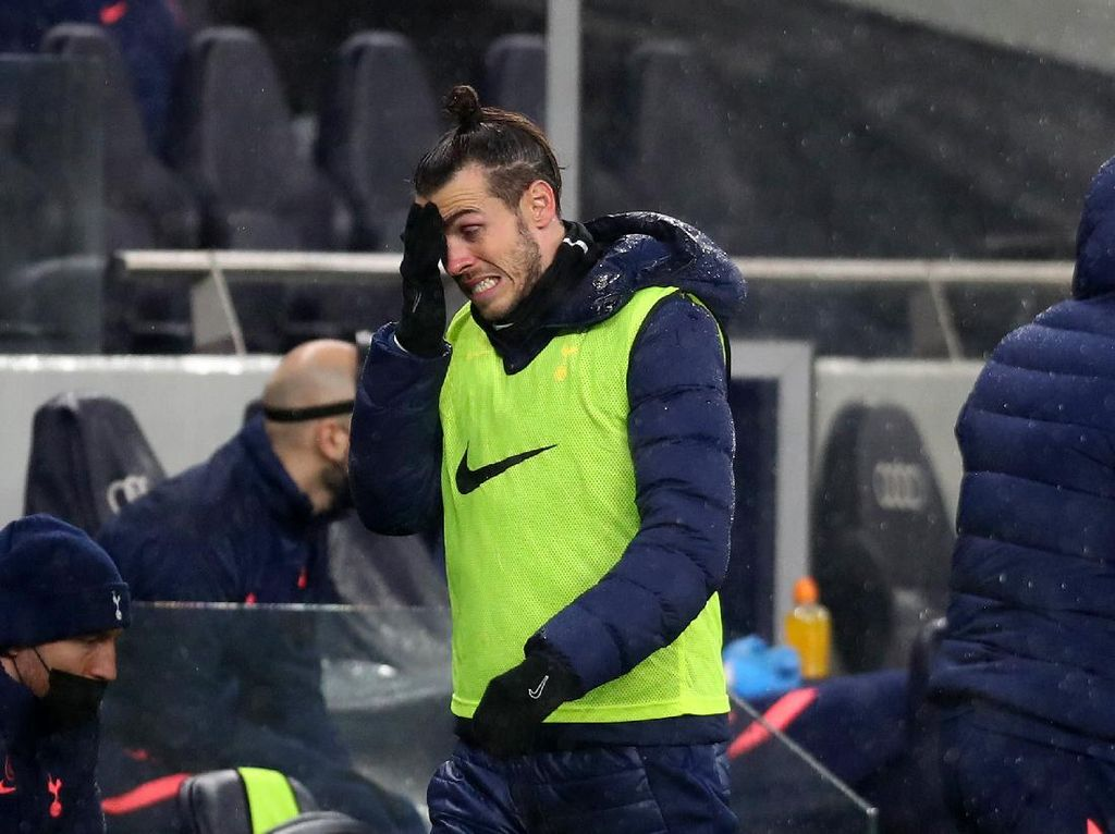Misteri Gareth Bale! Fit tapi Absen... Apa Kata Mourinho?