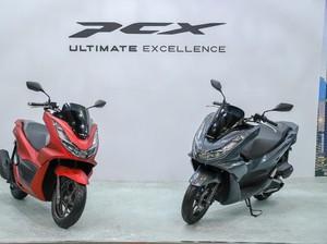 Mesin Honda PCX 160 cc Juga Dipasang ke Honda Vario-ADV?