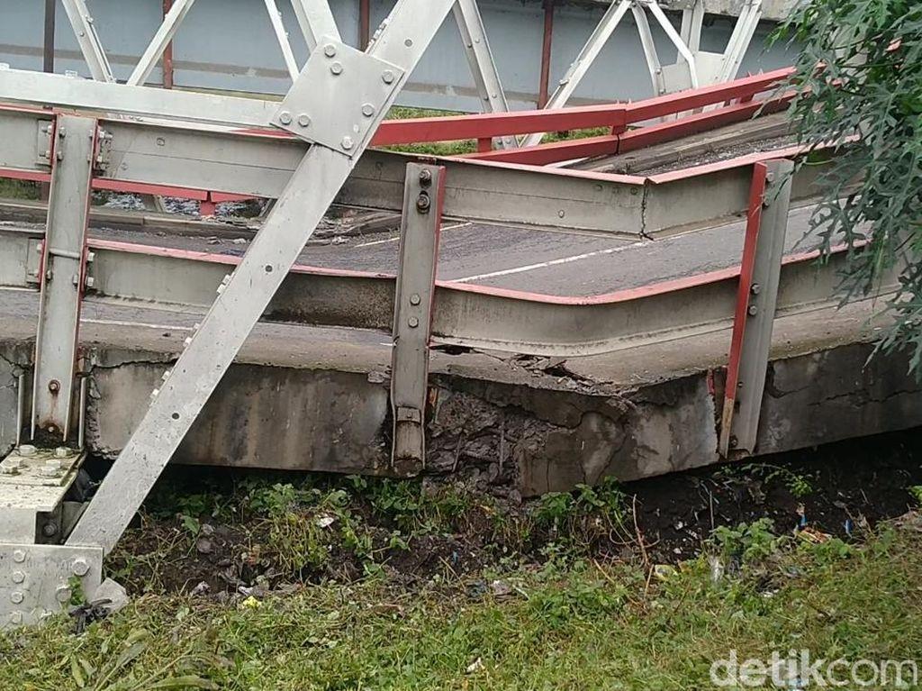 Binamarga Ungkap Penyebab Jembatan Pantura di Pekalongan Ambles