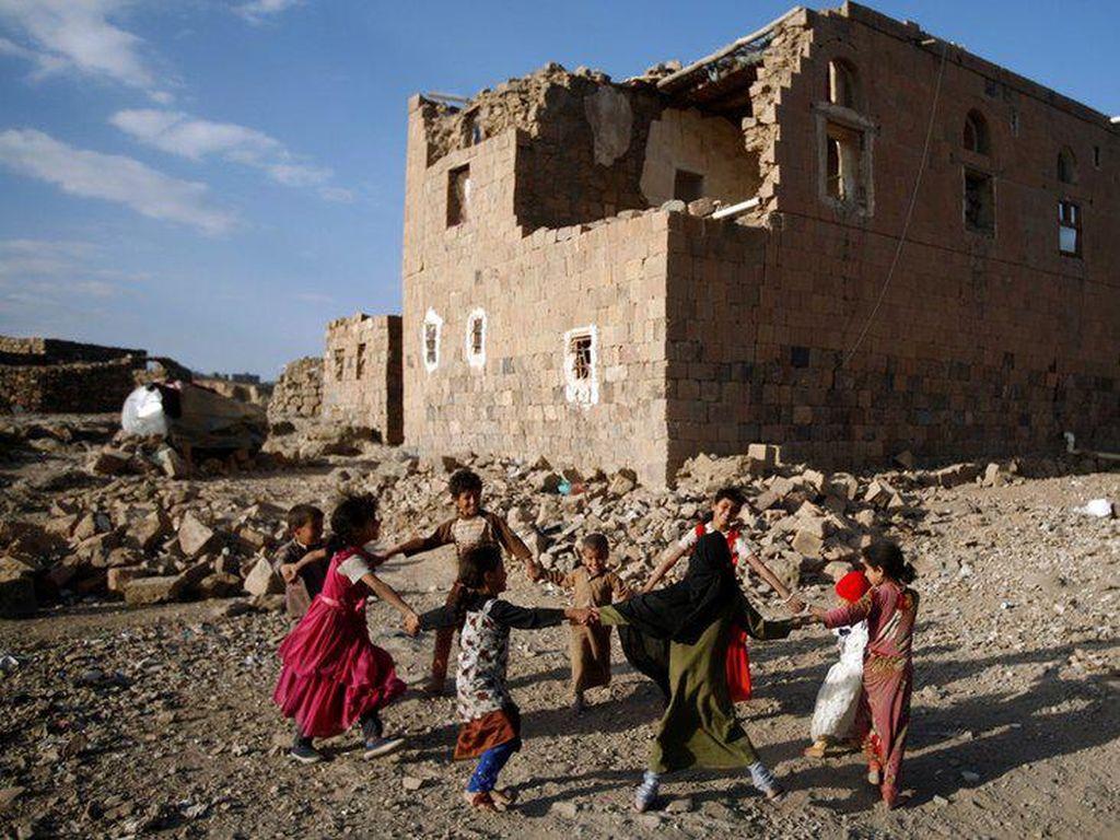 Biden Stop Dukung Koalisi Arab Saudi: Perang di Yaman Harus Diakhiri!