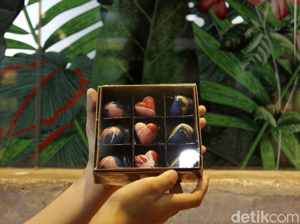 Toko Cokelat ini Bikin Kado Khusus Valentine Lho