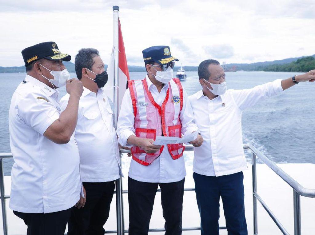 KKP Siapkan Ekosistem Industri buat Sulap Maluku Jadi Lumbung Ikan RI