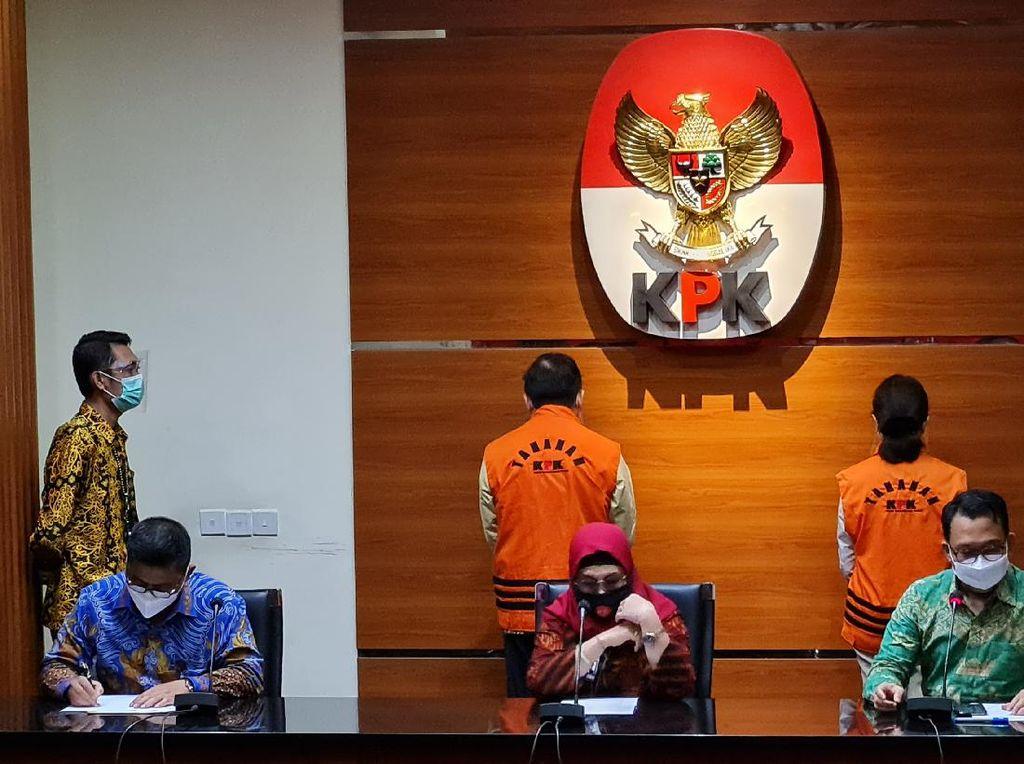 KPK Tetapkan 2 Tersangka Baru Kasus Korupsi Proyek Jalan di Bengkalis