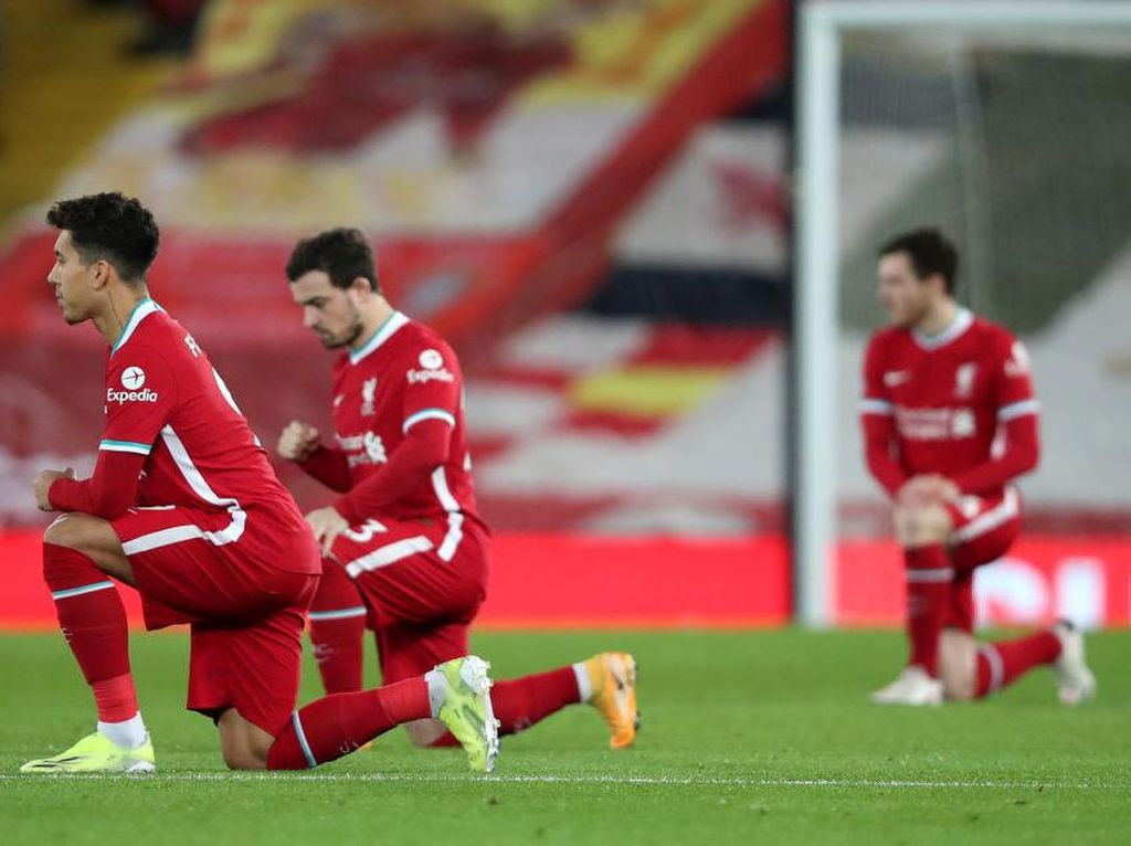 Liverpool Vs Manchester City Bagai Laga Final buat The Reds