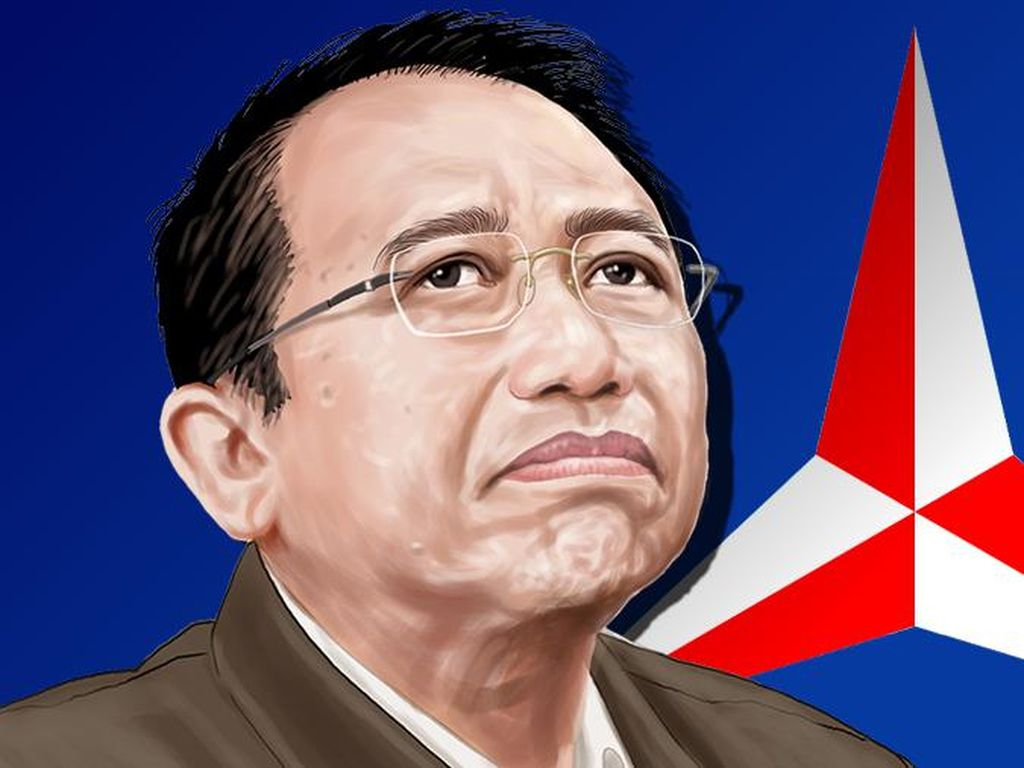 Jaminan Mubahalah Marzuki Alie soal Cerita SBY Bilang Mega Kecolongan