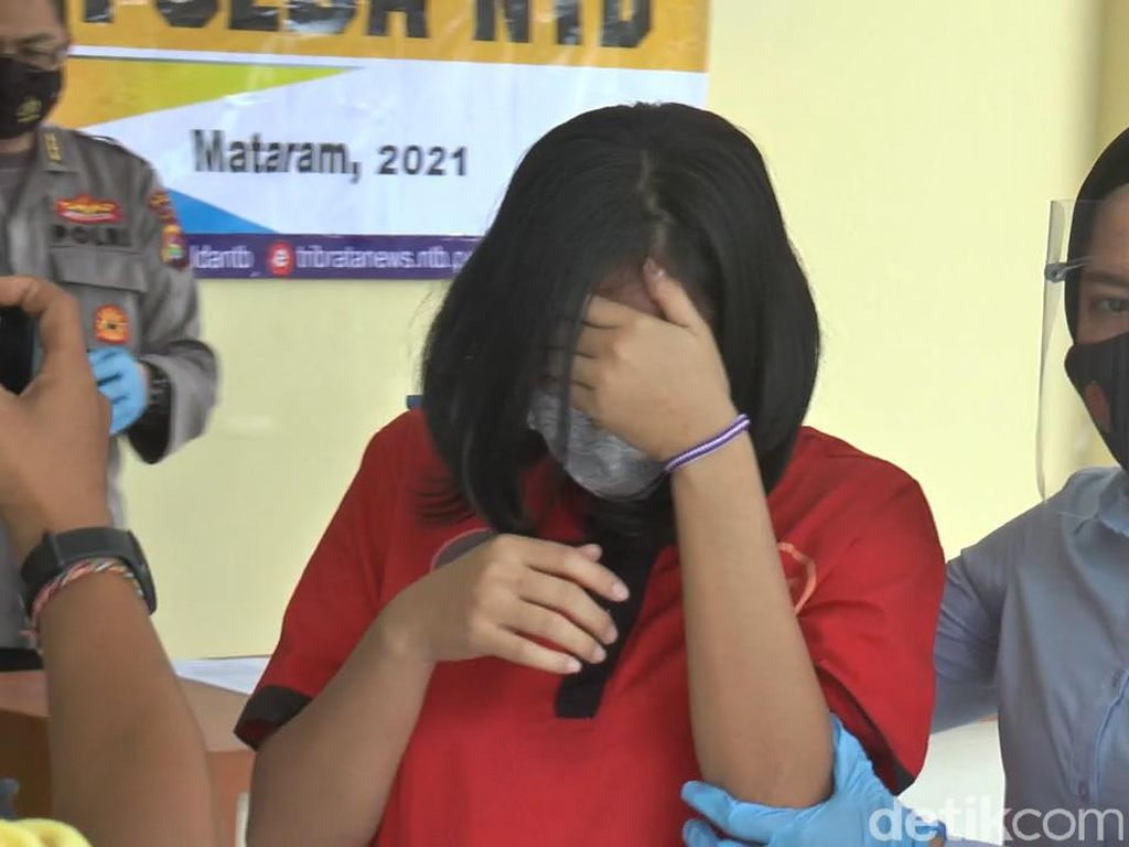 Siram Anak Pakai Air Panas hingga Melepuh, Ibu di NTB Ditangkap Polisi