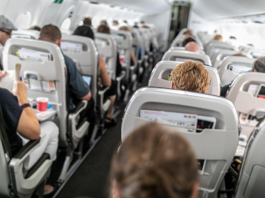 Apa yang Terjadi Saat Penumpang Meninggal Dunia di Pesawat?