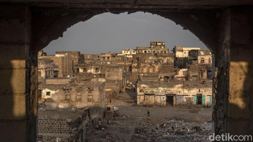 Tarik Dukung Arab Saudi, Biden Minta Perang Yaman Diakhiri